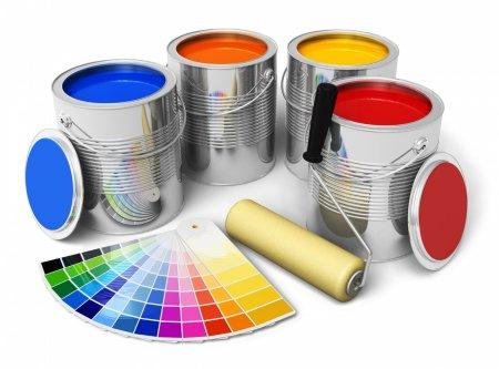 Строительная краска