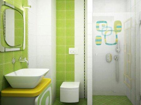 Плитка для ванной, правильный выбор