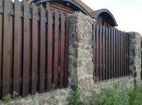 Выберем забор для своего загородного дома
