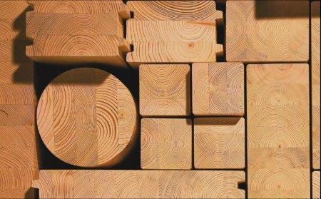 Дерево производство