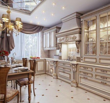 Кухонный гарнитур. Какому стилю отдать предпочтение