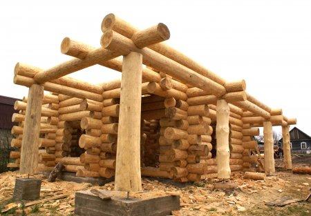 9 самых больших ошибок при строительстве деревянных срубов
