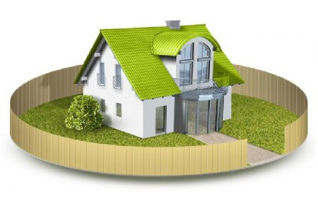 Выбор земельного участка для деревянного дома