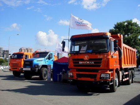 Рост спроса на грузовую технику
