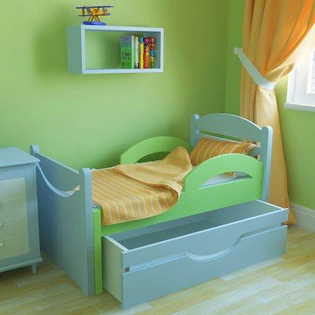 Детская кровать для маленького сокровища