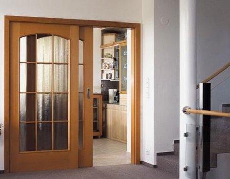 Как установить межкомнатные раздвижные двери Porta
