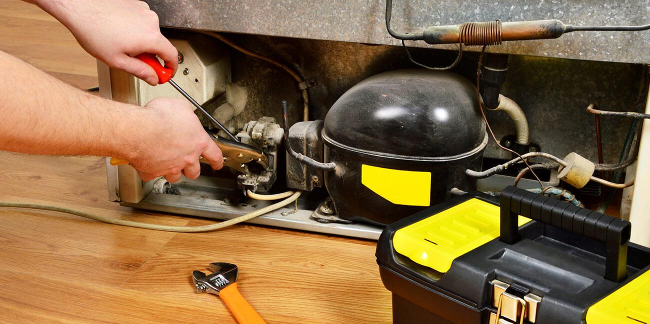 ремонт Холодильник своими руками
