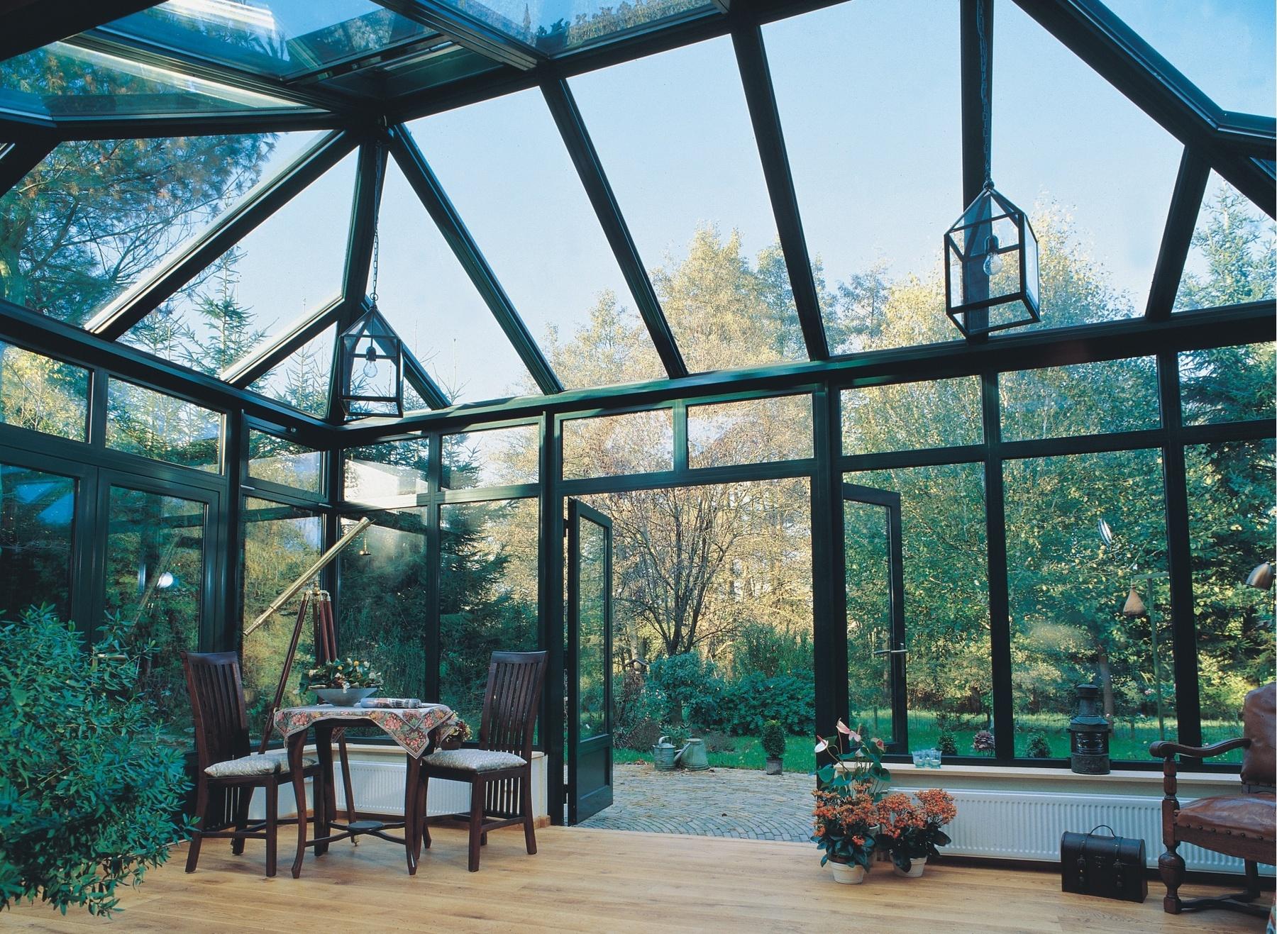 Зимний сад: его преимущества и конструкции