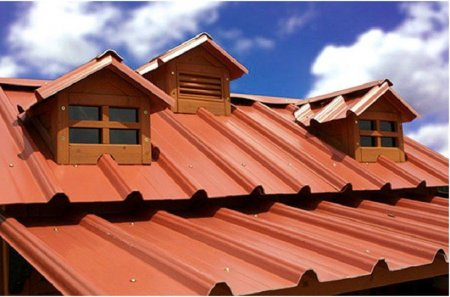 Какую форму крыши выбрать?