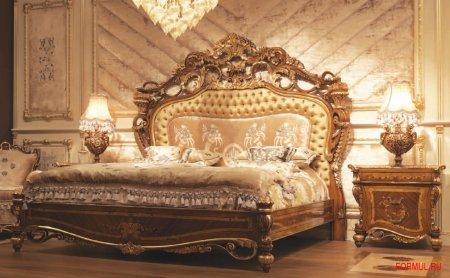 Из чего складывается цена элитной кровати?