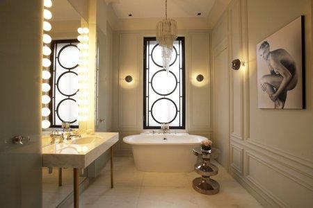 «Не стандарты» для ванной комнаты