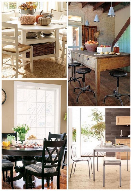 Центр кухни – сердце дома: как выбрать кухонный стол