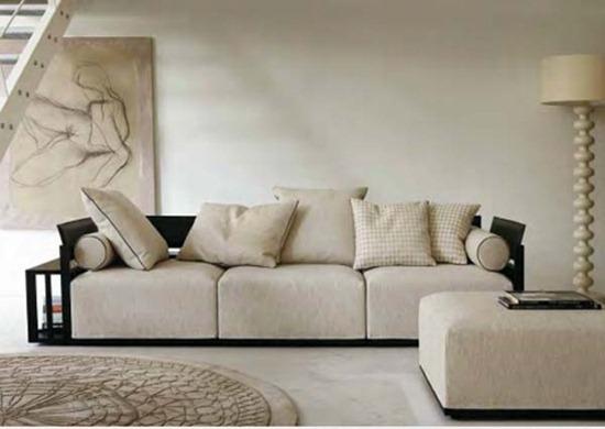 Диван с подушками: 5 уютных причин полюбить диванные подушки