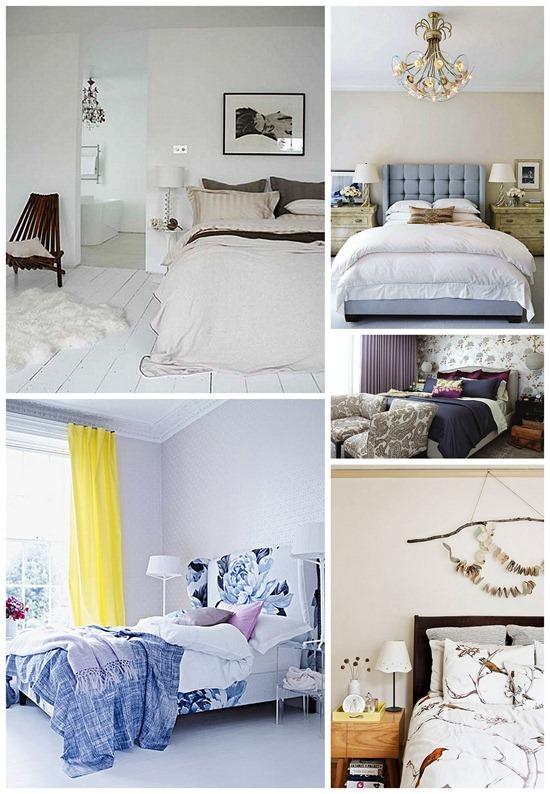 Дизайн интерьера спальни: 4 основных пункта