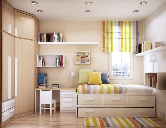 Должна ли детская комната быть яркой?
