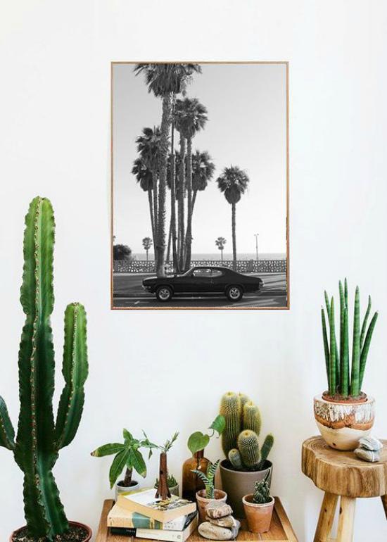 Интерьер в стиле калифорнийского бунгало