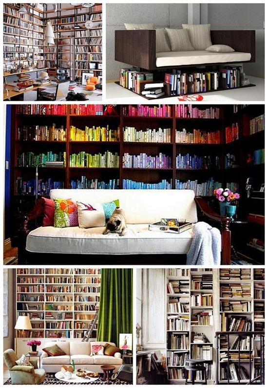 Как хранить книги – источники знаний