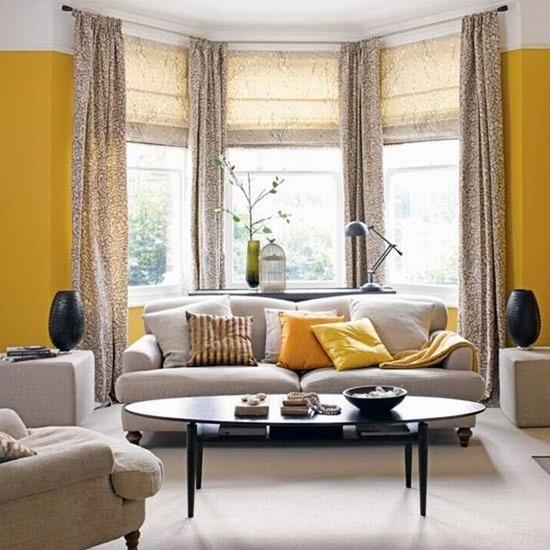 Как оформить эркер: дизайн интерьера комнаты с эркером