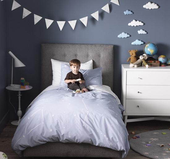 Как выбрать текстиль для детской комнаты