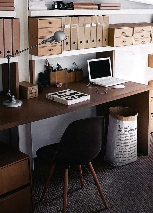 Мебель для хранения документов в интерьере офиса: 9 идей
