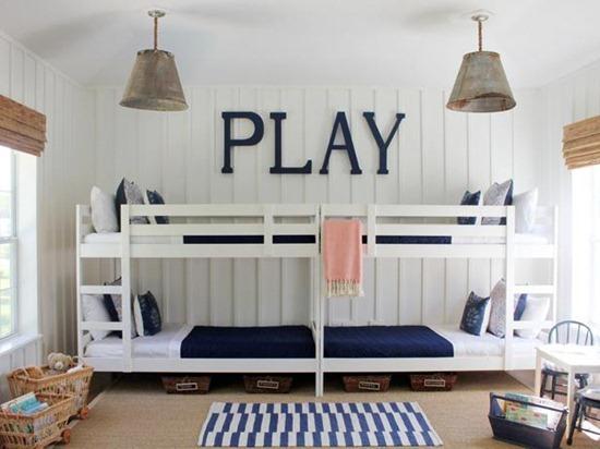 Модная детская мебель – какая она?