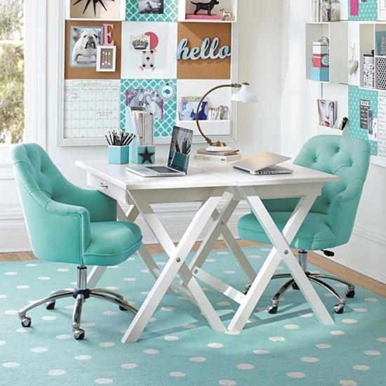 Нескучные кресла, или как разнообразить интерьер обычного офиса