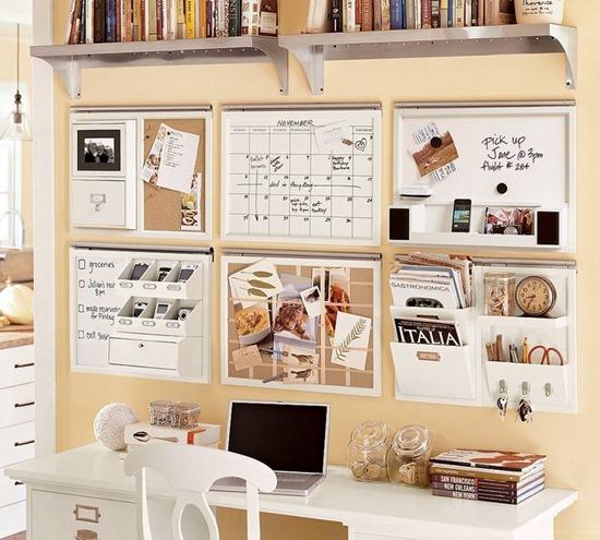 Органайзеры для домашнего офиса