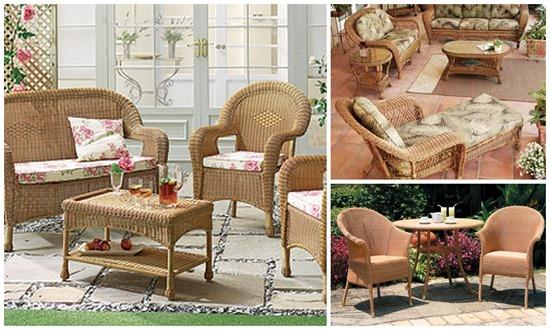 Плетеная мебель абсолютно экологичная?