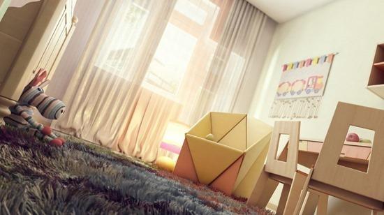 Подбираем мебель для детской комнаты: 8 правил