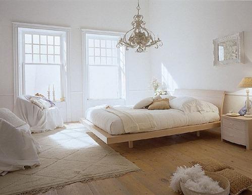 {shabby chic bedroom} интерьер спальни в стиле шебби шик