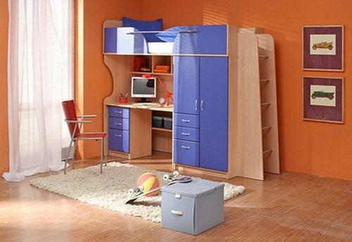 Создаем особенную атмосферу в детской комнате