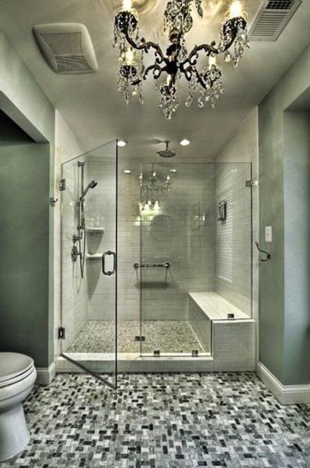 Ванна или душевая кабина: решения для малогабаритных квартир