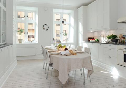 {white kitchen} белые кухни: дизайн интерьера